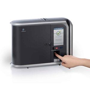 Relógio de ponto biométrico Top Data