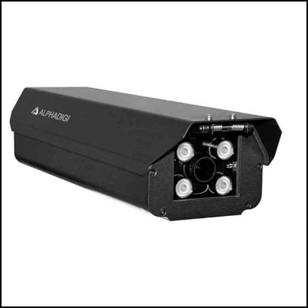 Câmera LPR – Alphadigi